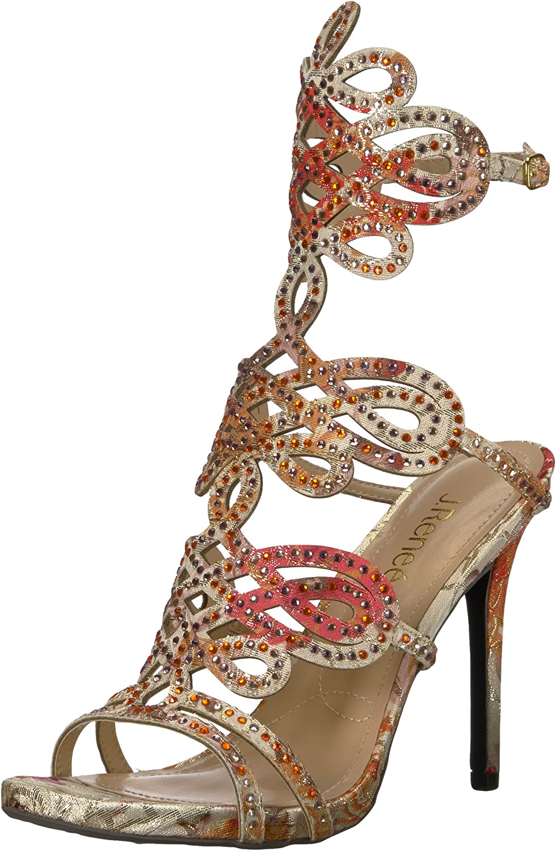 J. Renee damen Orlena Nude Multi Gold Gold 8 M (B)  günstig online
