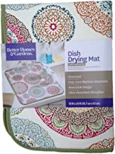Better Homes and Garden Lace Medallion Dish Drying Mat