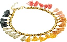 Jamie Ombre Tassel Bracelet