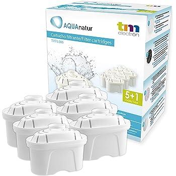 TM Electron Pack de 6 a 12 Meses de Filtros de Agua, Multicolor, 6 Unidades: Amazon.es: Hogar