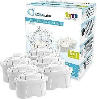 TM Electron Pack de 6 a 12 Meses de Filtros de Agua,