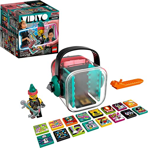 wholesale LEGO VIDIYO Punk Pirate Beatbox 43103 Building Kit with high quality Minifigure; Creative Kids Will Love Producing Music Videos Full of Songs, Dance Moves and Special Effects, New discount 2021 (73 Pieces) outlet sale