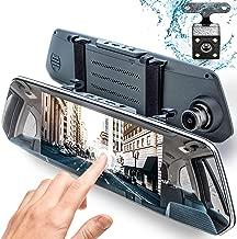 Best hd mirror cam sd card Reviews