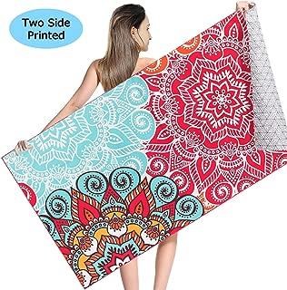 Best printed beach towels Reviews