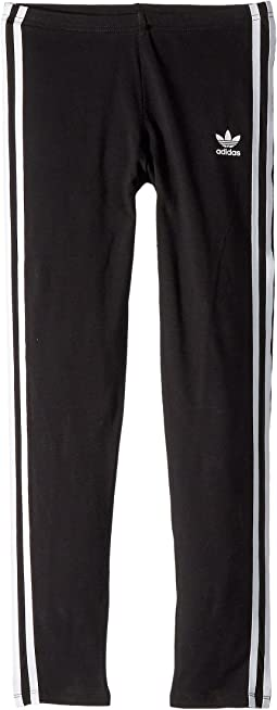 3-Stripes Leggings (Little Kids/Big Kids)