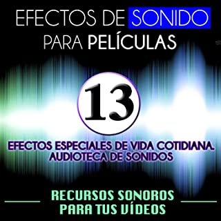 sonidos de efectos especiales para videos
