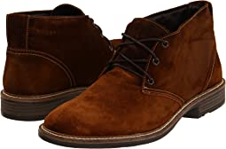 Seal Brown Suede