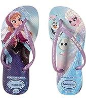Havaianas Kids Slim Frozen Flip Flops (Toddler/Little Kid/Big Kid)