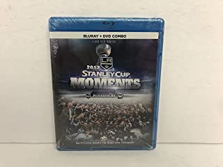 NHL Stanley Cup 2012 Champions Los Angeles Kings (Blu-ray/DVD Combo) Hockey