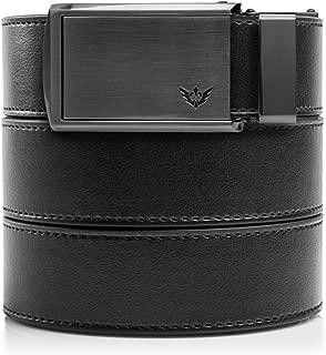 SlideBelts Men's Golf Ratchet Belt - Custom Fit
