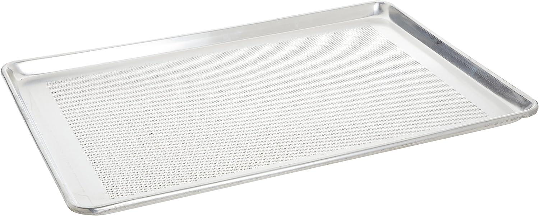 Stanton Baking 1018P Perforated Aluminum 18 Overseas parallel import regular item b 5 ☆ very popular Pan Sheet