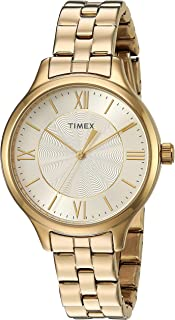 Timex Women's Peyton Stainless Steel Bracelet Watch