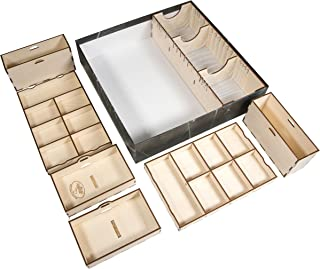 The Broken Token Box Organizer for Dead of Winter: The Long Night
