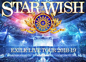 """EXILE LIVE TOUR 2018-2019 """"STAR OF WISH""""(DVD3枚組)"""