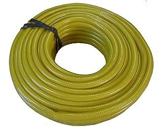 Mangueira Doméstica Flexível Siliconada Amarela 1/2-20m