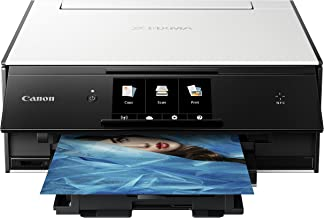 Canon TS9020 Wireless All-In-One Printer with Scanner and Copier: Mobile and Tablet..