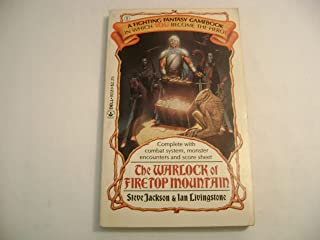 The Warlock of Firetop Mountain (Fighting Fantasy Gamebook, No. 1)