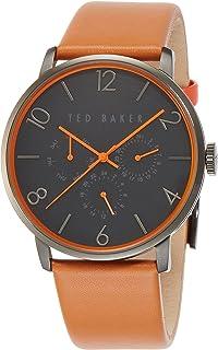 Ted Baker Men's 10023490 Classic Analog Display Japanese Quartz Brown Watch
