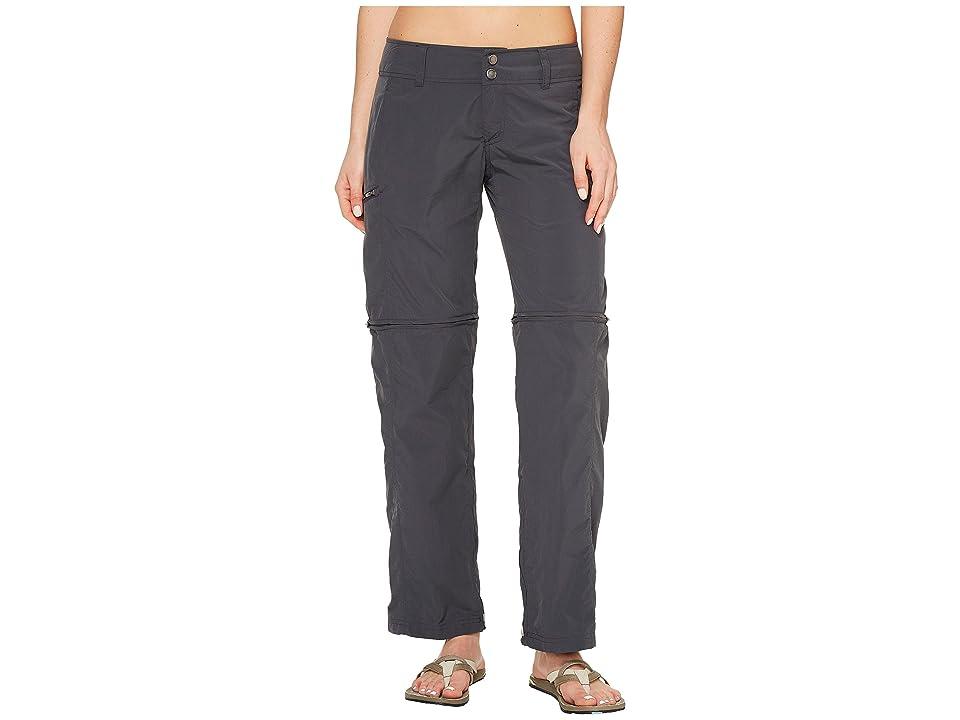 ExOfficio BugsAway Sol Cool Ampario Convertible Pants (Carbon) Women