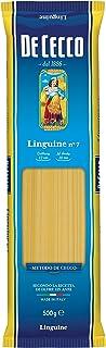 10x Pasta De Cecco 100% Italienisch Linguine n. 7 Nudeln 500g