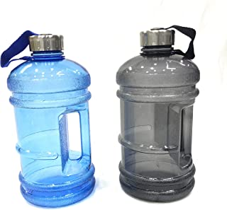 Gallon Water Bottles Gym,Womdee Outdoor Large Capacity 2.2L Water Bottle,Water Jug Container BPA Free Plastic Large Drinks...