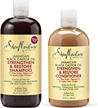 Shea Moisture - Jamaican Black Castor Oil Shampoo & Conditioner Set by Shea Moisture