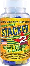 Stacker2 Herbal Fat Burner Capsules Pack of 100 Estimated Price : £ 16,04
