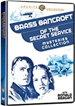 Bancroft Of The Secret Service Mysteries Collection