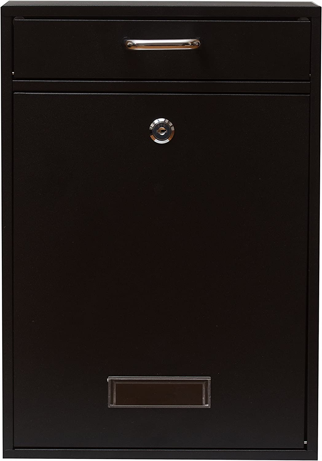Wall Mounted Locking Vertical Dropbox Safe and 5 ☆ popular Popular - Mailbox Secure