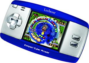 LEXiBOOK JL2374BL Compact Cyber Arcade Pocket Games Console - 250 Games (Blau)