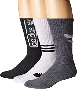 Originals Logo Graphic 3-Pack Crew Sock