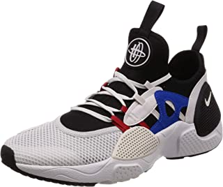 Men's Huarache E.D.G.E TXT Black/White/Blue-Red AO1697-001