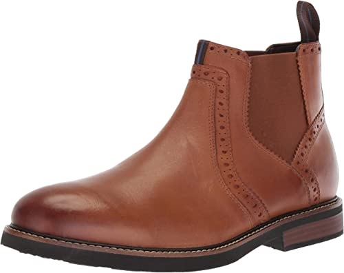 Nunn Bush Men's Otis Fashion Stiefel, tan ch, 13 M US