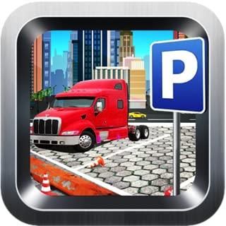 Realistic Truck Parking Simulator 2k18