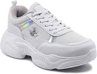 Khayt Flora Hologram Sneaker Hafif Kadın Günlük Ayakkabı