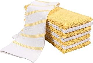 Amazon.com: yellow kitchen towels