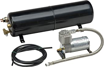 Wolo (840) Turbo Compressor and Extended Tank System