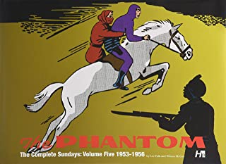 The Phantom The Complete Sundays: Volume Five: 1953-1957