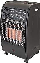 Bimar Estufa Infrarojos de Gas Gpl Butano para Interiores K90, No Necesita Manguera de Descarga de Humo, 3 Potencias Calentamiento 4,2kW-2,90kW-1,55kW, Quemador con Parábola y Parrilla de Protección