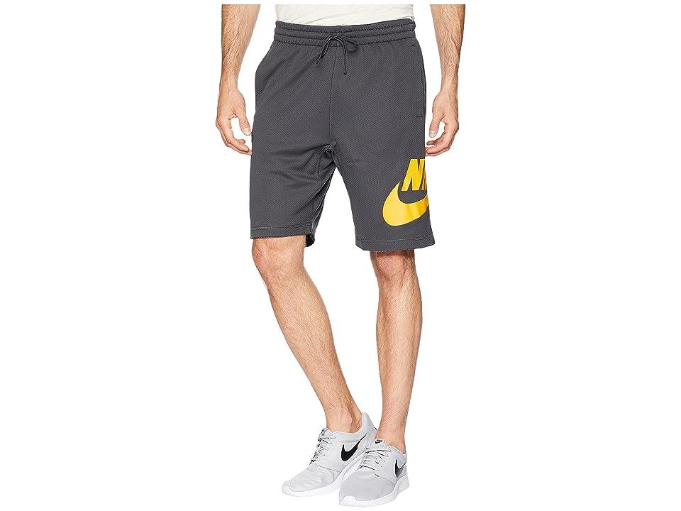 Nike SB SB Dri-FIT Short (Anthracite/Yellow Ochre) Men