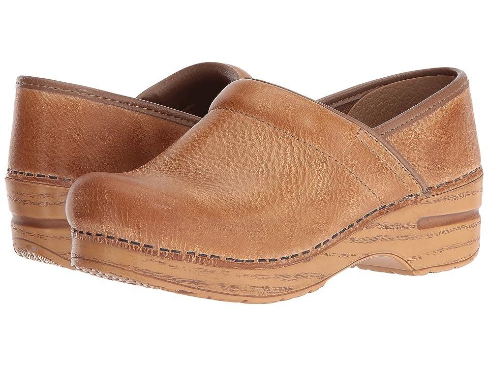 60s Shoes, Boots | 70s Shoes, Platforms, Boots Dansko Professional Honey Distressed Womens Clog Shoes $129.95 AT vintagedancer.com