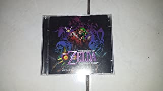 Legend of Zelda Majora's Mask Original Soundtrack Club Nintendo CD