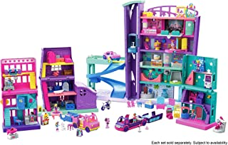 Amazon.com: Mattel - Polly Pocket / Dolls / Dolls ...