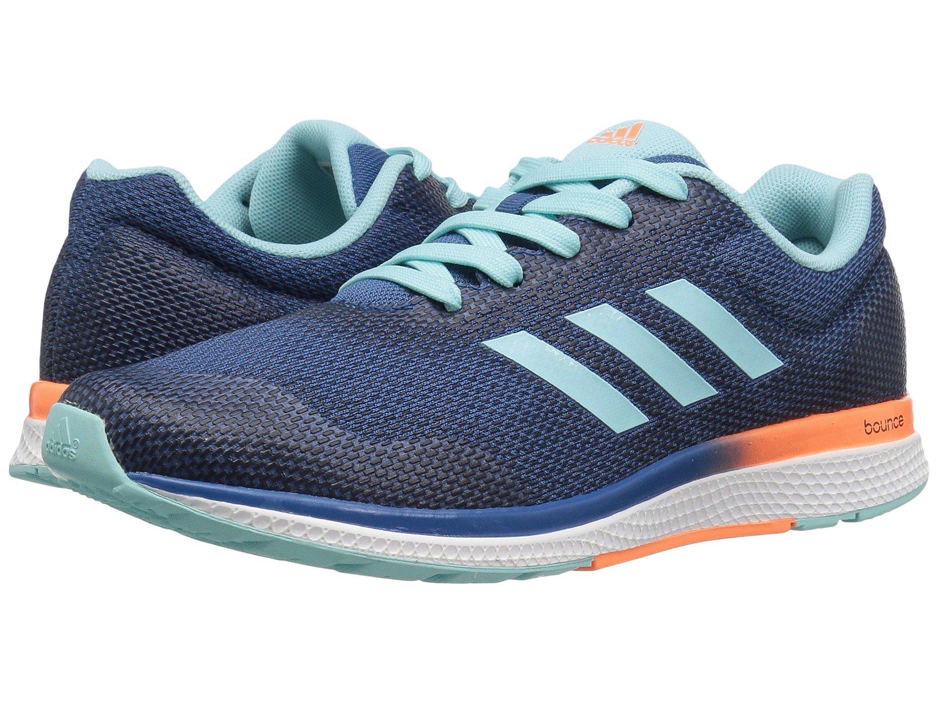 23d2d7fb1 Adidas Originals Mana Bounce 2 - Aramis In Mystery Blue Clear Aqua Glow  Orange