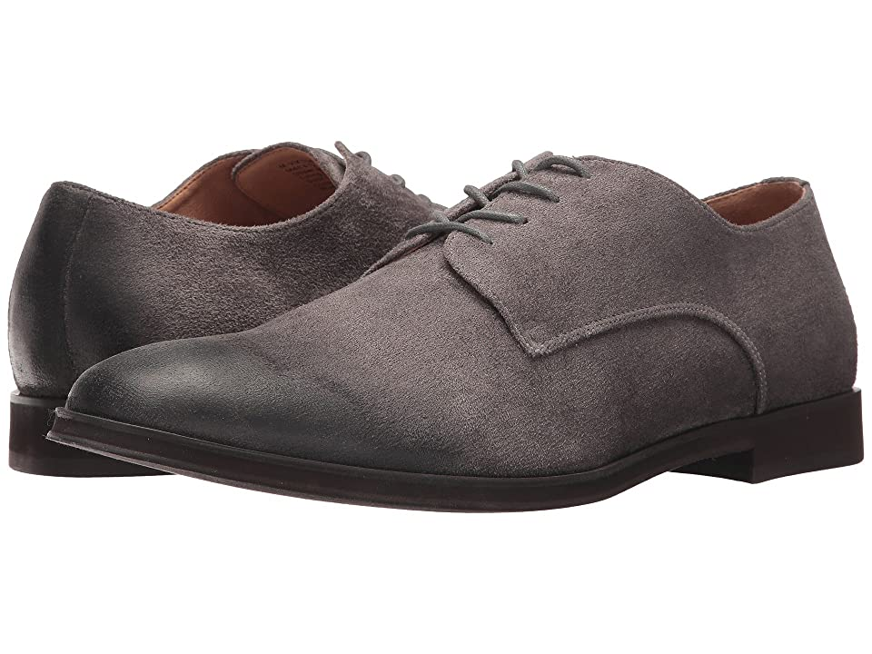 Madden by Steve Madden Viktor (Grey Microfiber) Men's Lace-up Boots