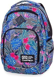 B24048 Mochila Break USB Aloha Blue