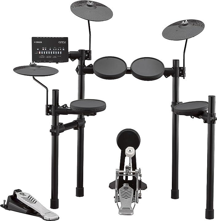Yamaha jdtx432k e-drum set