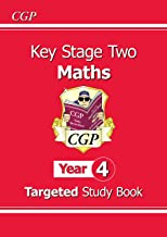 KS2 Maths Targeted Study Book - Year 4 (CGP KS2 Maths)