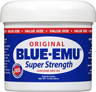 Best Blue Emu Original Analgesic Cream, 12 Ounce (Packaging May Vary) Review