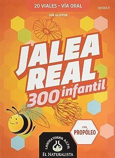 El Naturalista 185503.9 Jalea Real Infantil con Propoleo 20Viales - 1 unidad
